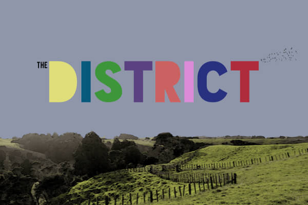 The district podcast