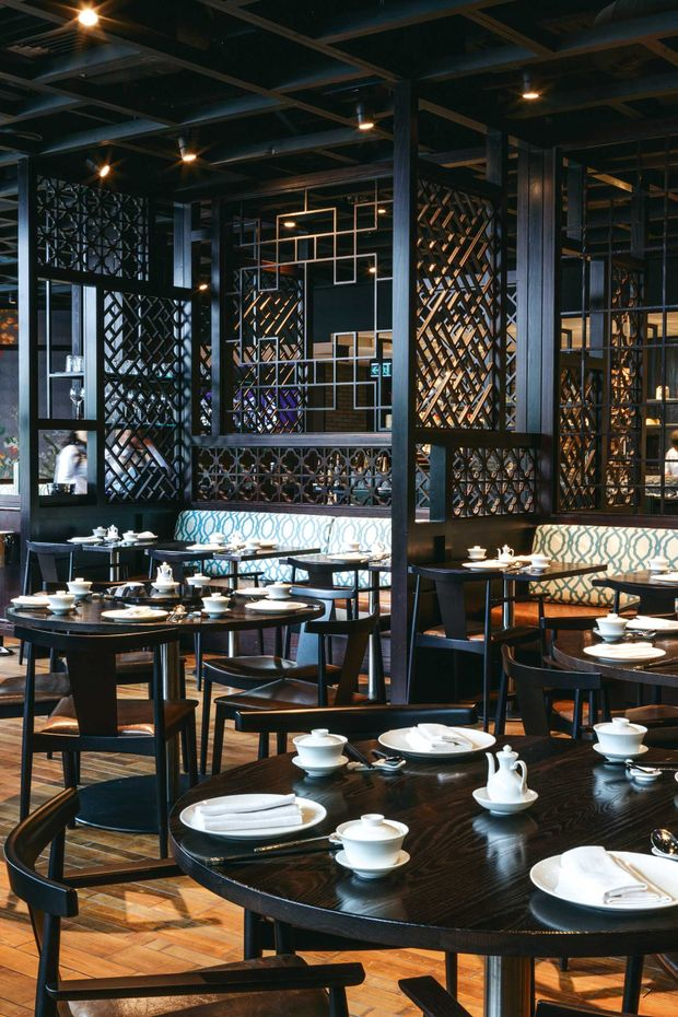 Restaurant review skycity s chaotic huami saved by