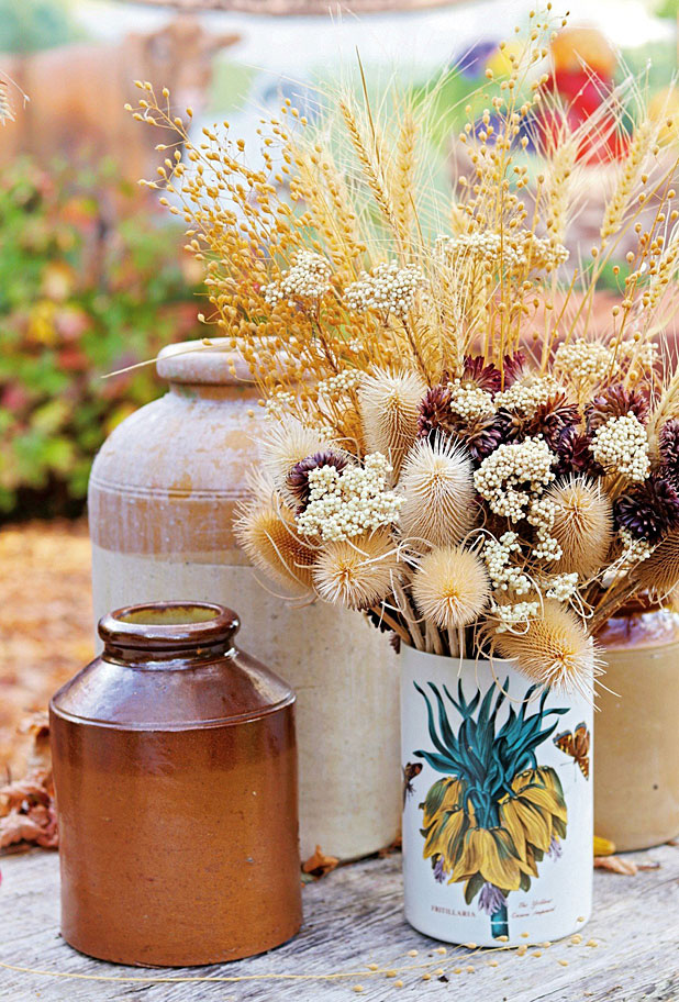 Return Of The Living Dead How Dried Flowers Made A Comeback Stuff Co Nz