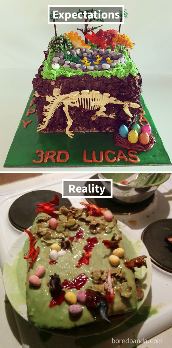 The Best Cake Fails Of All Time Stuffconz