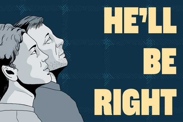 He'll be right podcast