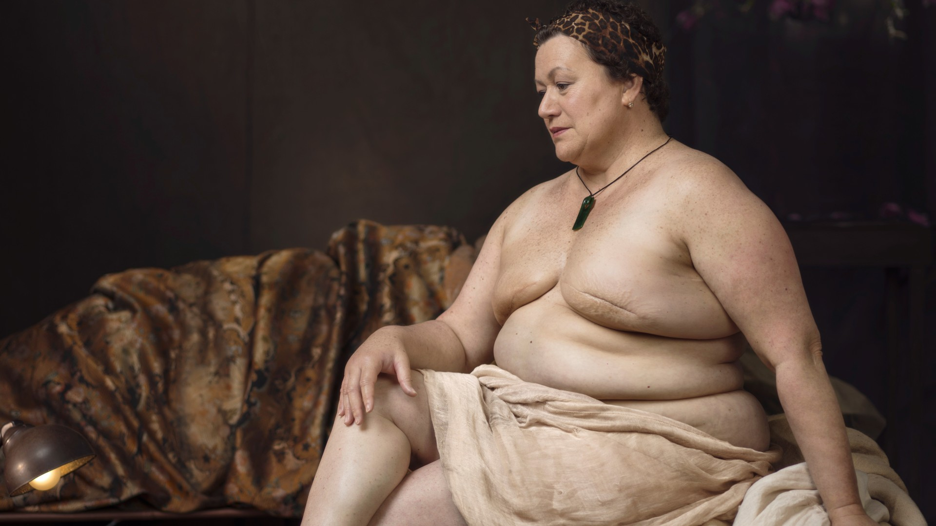 Breast Cancer Survivors Pose Up In Classical Rubens And Rembrandt