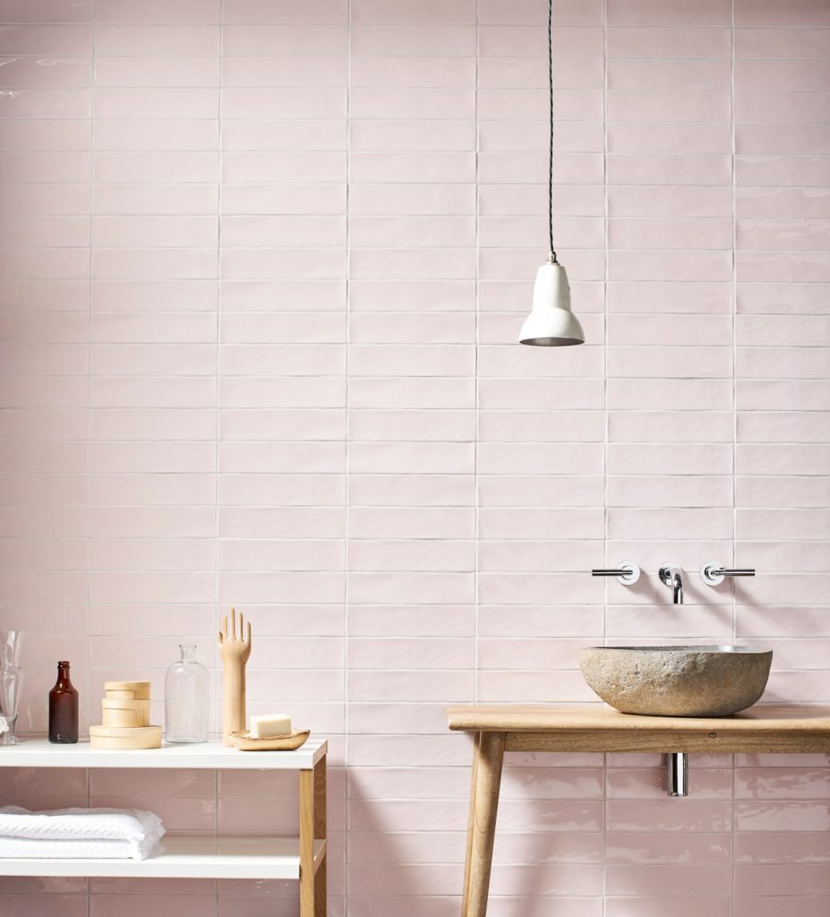 Beyond the subway: new trends in tiles | Stuff co nz